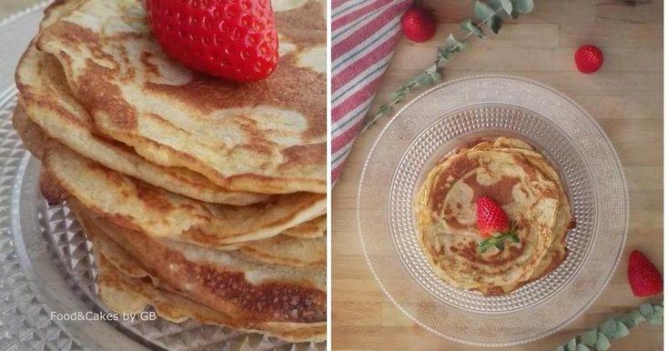 Tortitas de avena, una receta sana y ¡deliciosa!