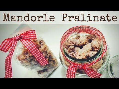 MANDORLE PRALINATE FATTE IN CASA DA BENEDETTA - Homemade Candied Almonds Recipe   Fatto in casa da Benedetta