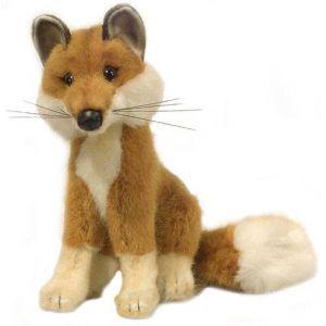 Мягкая игрушка Лиса 19 см, HANSA