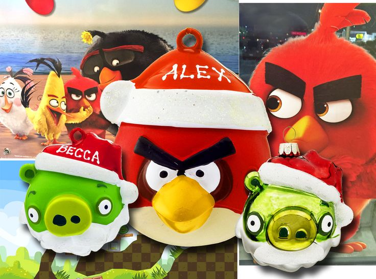 The newly released #AngryBirdsMovie hit theatres today! Who's going to see it?