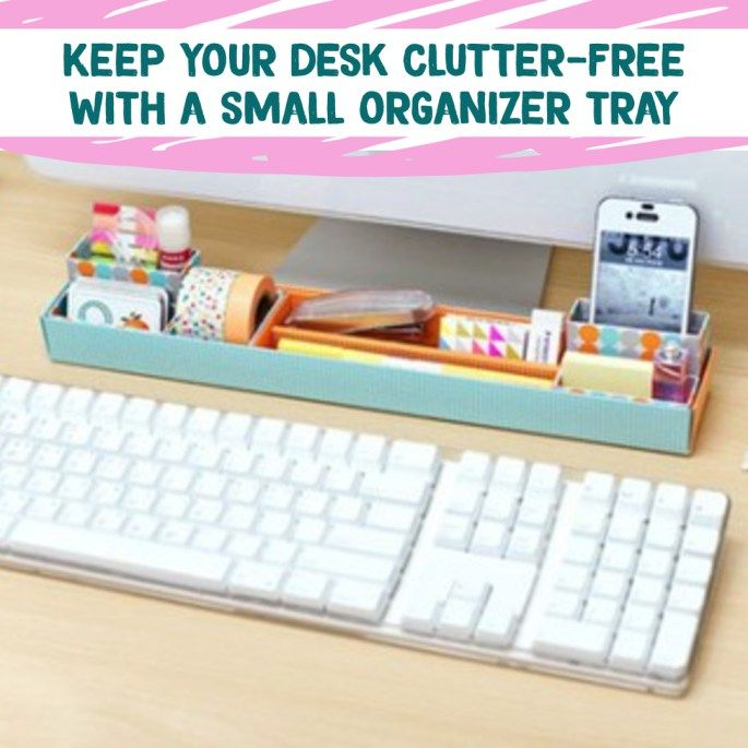 Creative Diy Desk Organizer Ideas To Make Your Desk Cute Wooden Struction Multi Function Offi Desk Organization Diy Stationery Organization Desk Organization