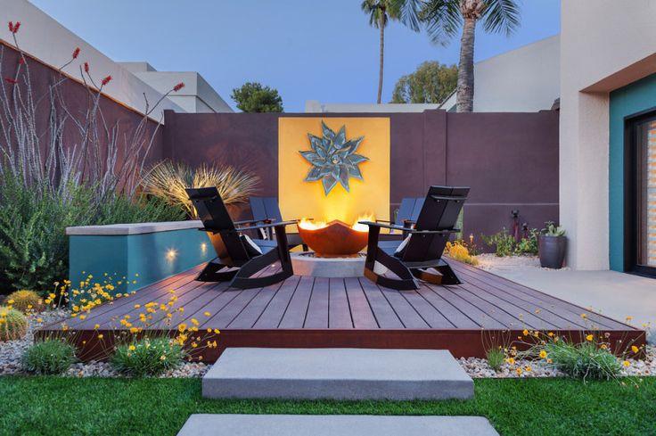 15 Modern Deck Design Photos