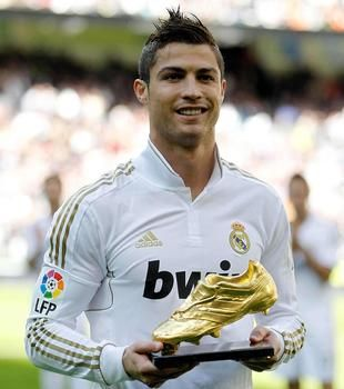 Vote Top 20 Handsome Football Players - Cristiano Ronaldo