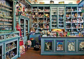 Der Historische Laden von 1890 - Weihnachtshaus Husum
