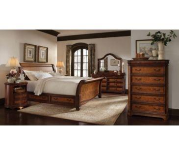 Aspen Home Napa 5 Piece Sleigh Storage Bedroom Set Aspen Home Furniture Pinterest Aspen