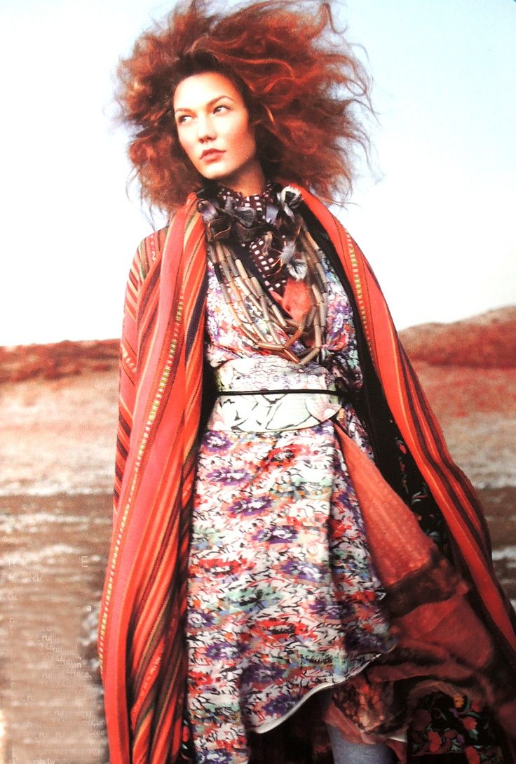 Glam Radar   How to Rock Bohemian Style Clothing