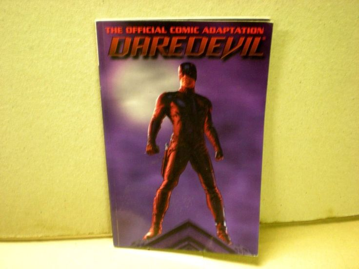 Daredevil The Movie TPB, (2003), The Official Adaptation Marvel