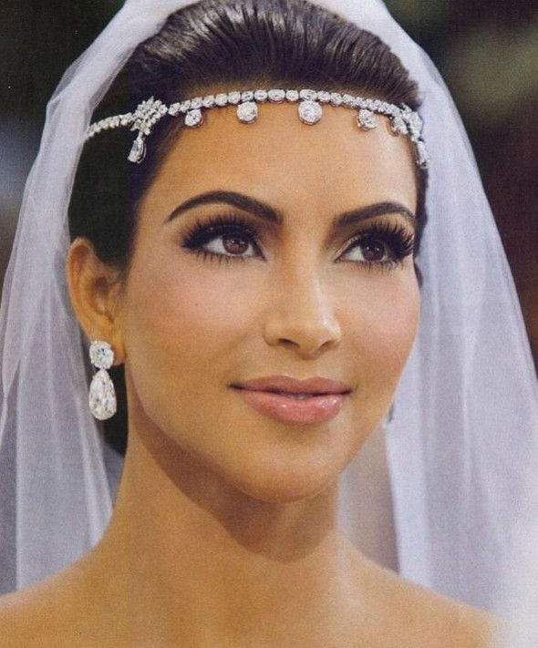 11 Best Wedding Makeup Images On Pinterest Hair Dos