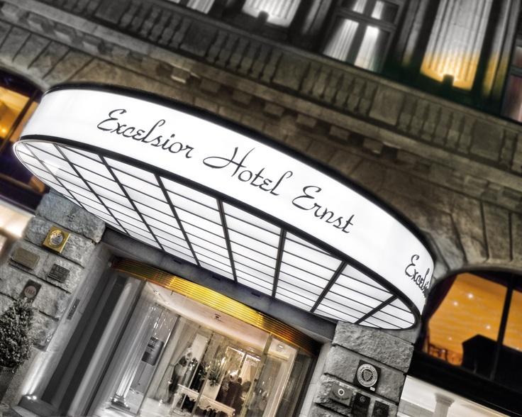 Cute Excelsior Hotel Ernst Cologne
