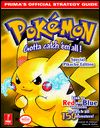 Pokemon Yellow: Prima's Offical Strategy Guide (Prima's Official Strategy Guides Series)