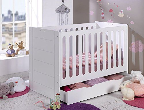 Soldes Alfred & Compagnie – Lit bebe… http://www.123bonsplans.fr/produit/soldes-alfred-compagnie-lit-bebe-evolutif-camille-70x140-blanc/