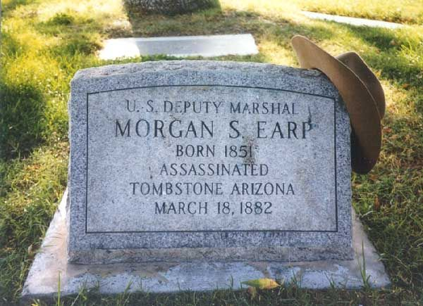 Image result for the death of morgan earp
