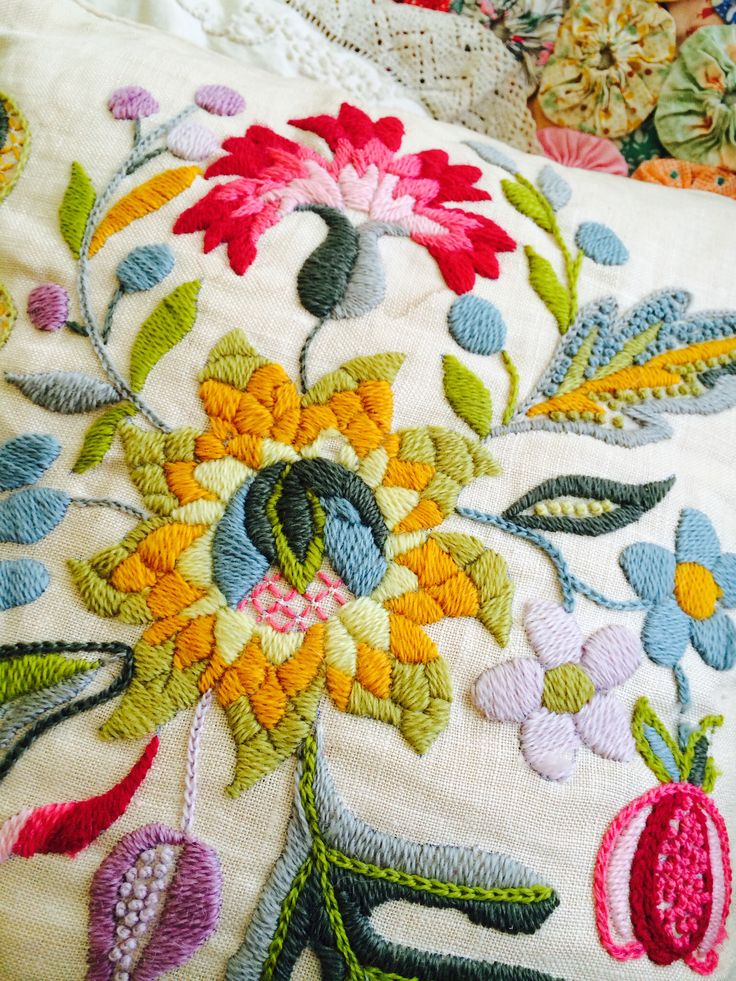 My grandmother handiwork on line canvas. She was a wonderful woman and I miss and think of her often.