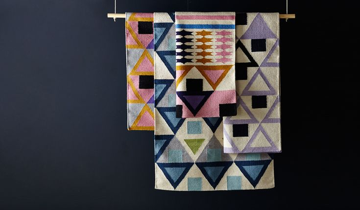 These gorgeous geometric rugs can take your space from shabby to chic instantly.