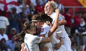 England women reach highest ever position in Fifa world rankings