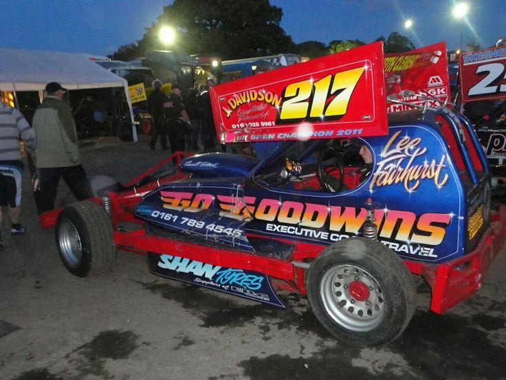 Lee Fairhurst '11 WF Racewagens