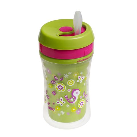 """Introducing Advance Development Cups, a new line of cups to help transition your baby from the """"O"""" shape of the bottle to the """"U"""" shape of a regular cup!"""