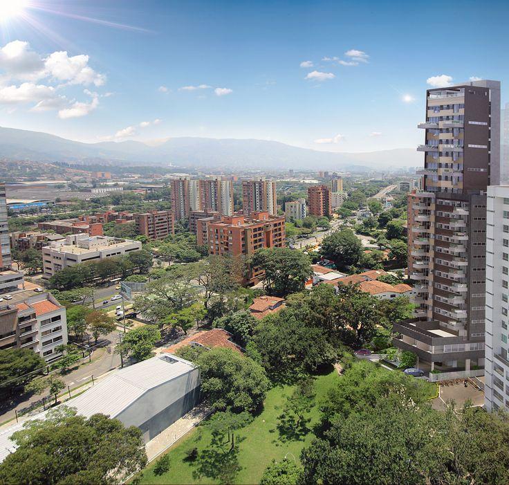 Verde Vista, Medellin, proyecto Blp.
