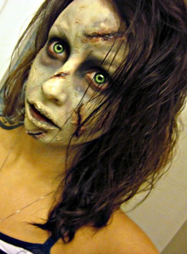 Linda Blair Regan Exorcist Halloween Pinterest