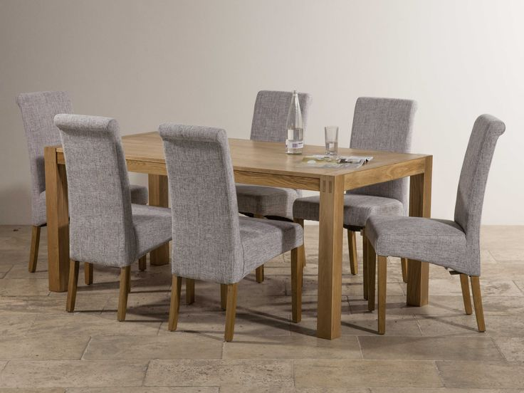 Kitchen Dinette Sets Oak Material