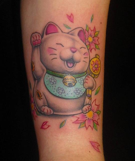 28 best images about manekineko tattoo on pinterest. Black Bedroom Furniture Sets. Home Design Ideas