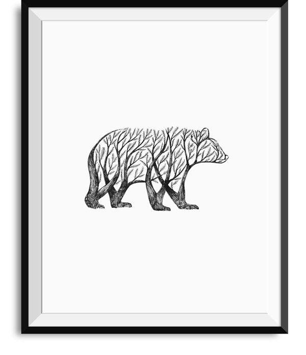Image of BEAR TREE