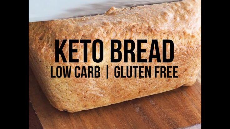 How To Make Keto Bread Recipe Video - YouTube