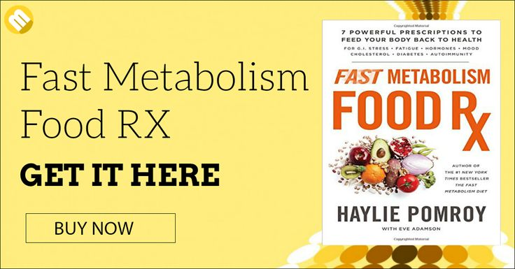When it comes to learning how food can be used as medicine, this book is a total package. Haylie Pomroy, a NY Times bestselling author tells her readers to maximize the benefits they can get from food by knowing which food combos work best for their body. When it comes to learning how food can be used as medicine, this book is a total package. Haylie Pomroy, a NY Times bestselling author tells her readers to maximize the benefits they can get from food by knowing which food combos work best…