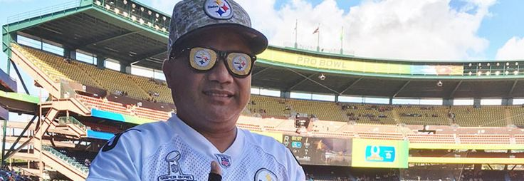 Click here to check out photos from SNU member Gary S. of Hawaii at the 2016 Pro Bowl. Gary was surprised with two free tickets as a reward for being a member of Steelers Nation Unite.