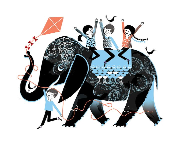 illustration by Lesley Barnes