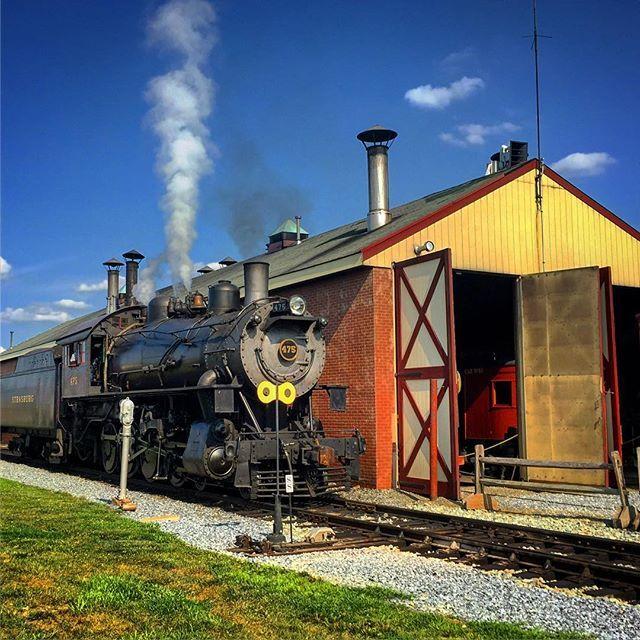 The Inside Track Lancaster Pa: 11 Best Strasburg Rail Road Engine #475 Images On