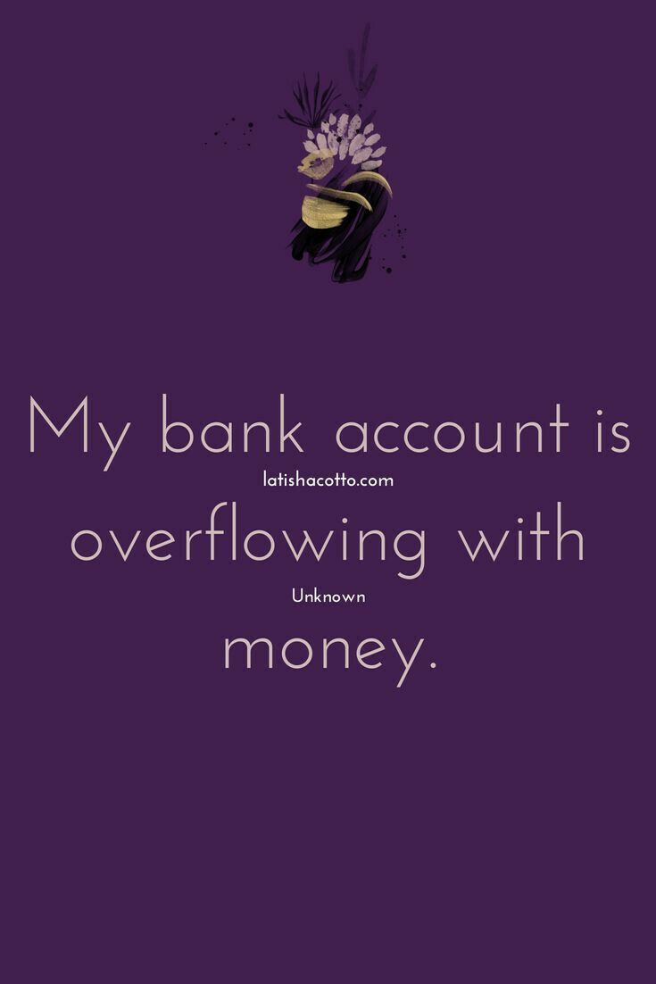 affirmations, law of attraction, money.