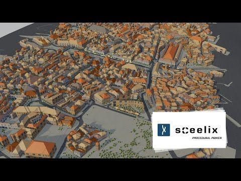 3D City Generation using @Sceelix Bing maps and Open Street Map!