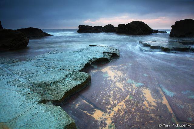 Forresters Beach by -yury-, via Flickr