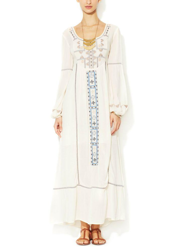 Desert Wings Dress from Feminine Details: Ruffles, Lace & More on Gilt