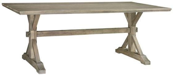 rustic dining table: Trestle Table, Rooms Table, Oak Table