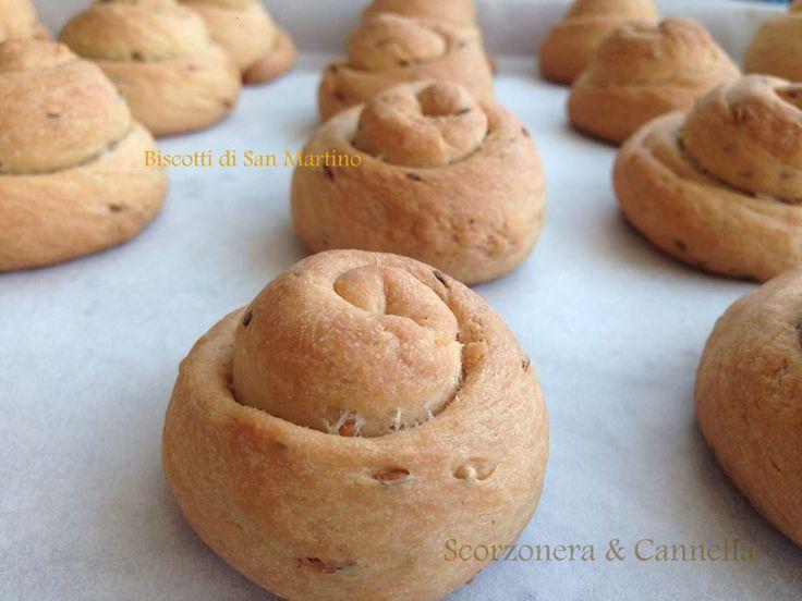 I biscotti di San Martino, pì tastare 'u vino