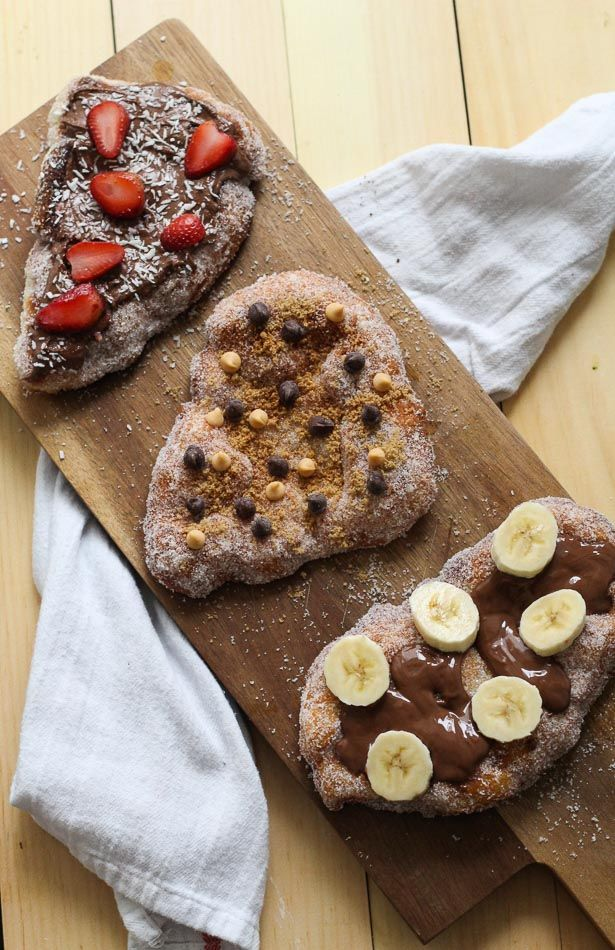 Homemade Beaver Tails with Pizza Dough - The Girl on Bloor
