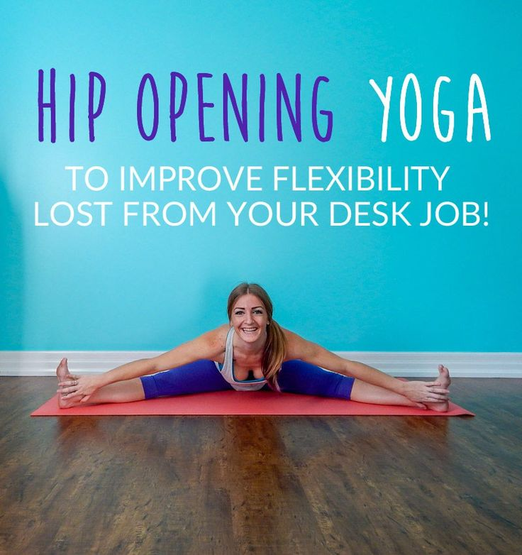 Hip opening stretches are like magic. They have improved my body, eliminated my back pain ( and knee pain! ) and is pretty much pulling my posture back into correct form, which is also making my bo…