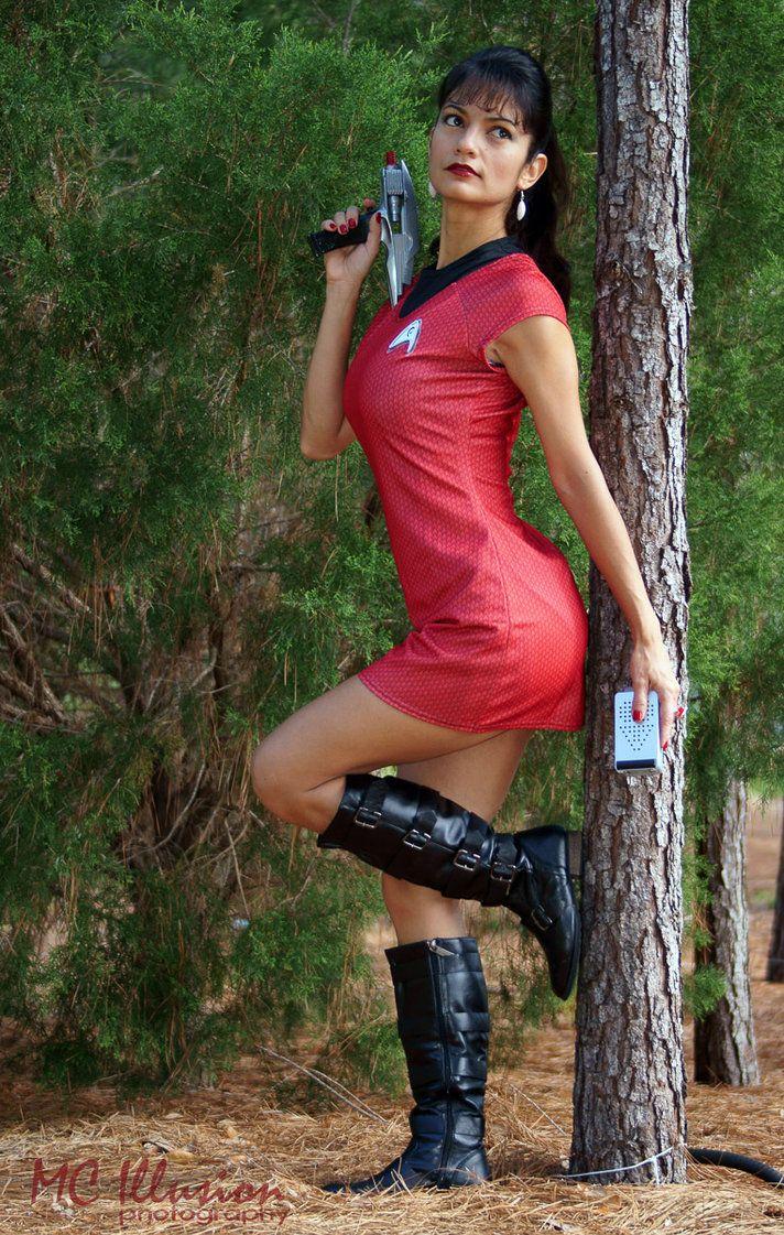 Nyota Uhura By Ivy95 On Deviantart  Star Trek  Star Trek -1641
