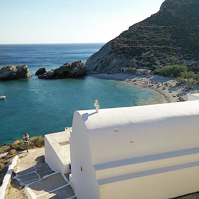 The beautiful and lovely island of Folegandros (Φολέγανδρος). Have a wonderful Greek Easter to everyone