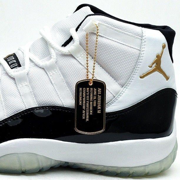 Jordan 11 Retro+