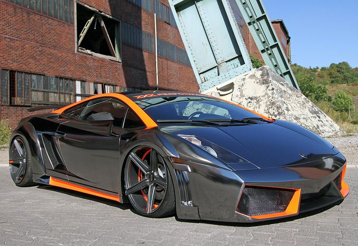 2013 Lamborghini Gallardo XXX Performance