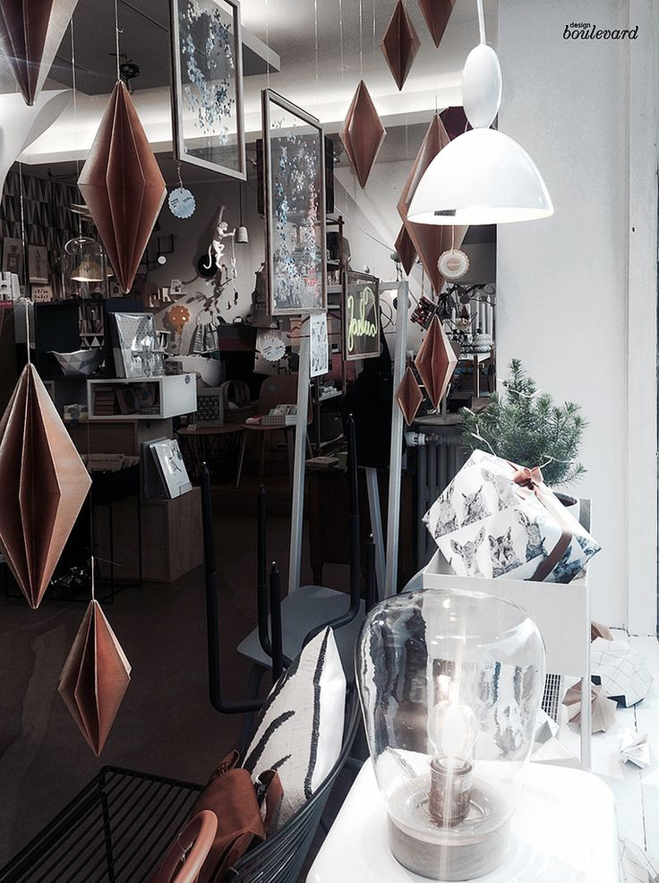 Design Boulevardin jouluikkuna 2015  #windowshopping #christmas