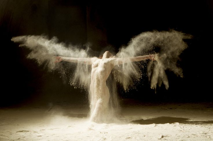 """Nothing like the beauty of HUMAN NATURE from Ludovic Florent's series """"Poussières d'étoiles"""" (Stardust)."""