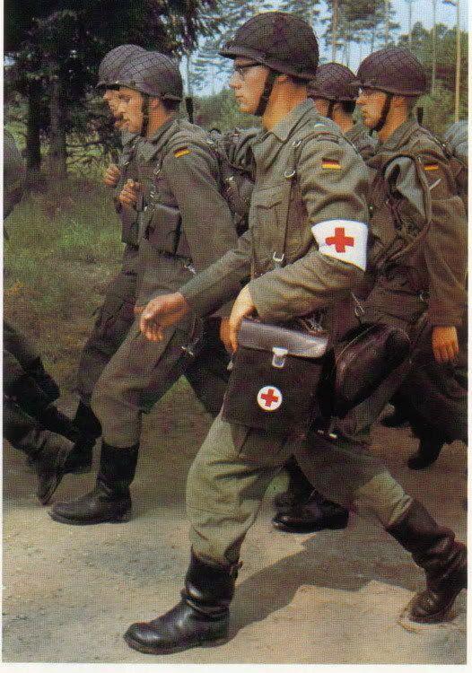 Israeli platoon homo army