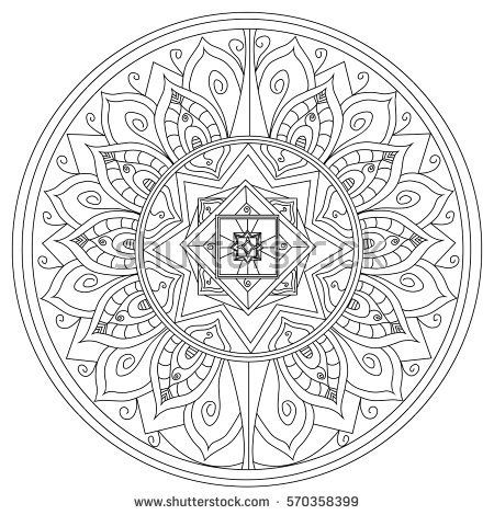 Magical Circle Coloring Books for Adults Flower Florals bouquet Butterfly Animals and Doodle Desing for GROWNUPS