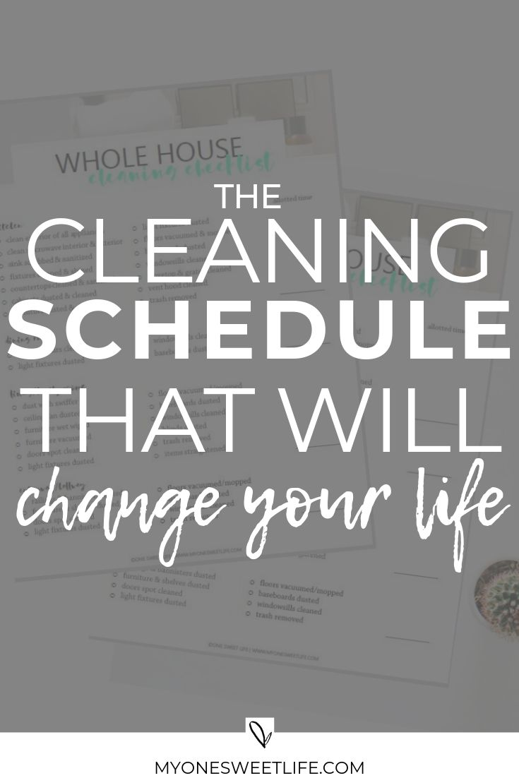 a0de3b867572e5be7e85cd2d562ceb0a A step by step guide on the cleaning process that changed my life. I am a firm b...
