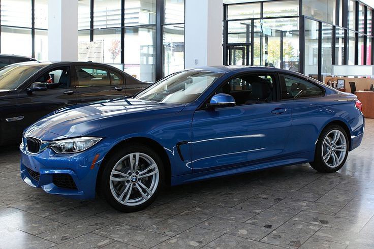 BMW 4 Series 2014 Coupe Perfect For Young Professionals And The Tech Savvy!  #dreamcar