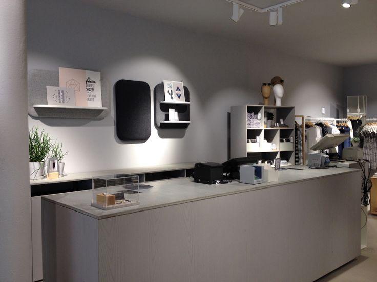 The new VILA store Concept in Horsens